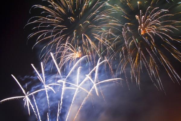 Nowy Rok w Paradiso Park